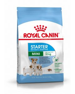 Royal Canin Mini Starter Mother and Babydog - La Compagnie des Animaux