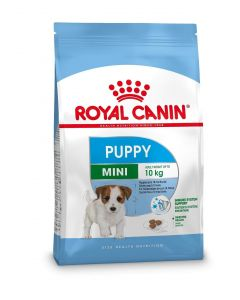 Royal Canin Size Health Nutrition Puppy Mini - La Compagnie des Animaux
