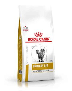 Royal Canin Veterinary Cat Urinary Moderate Calorie S/O 9 kg- La Compagnie des Animaux