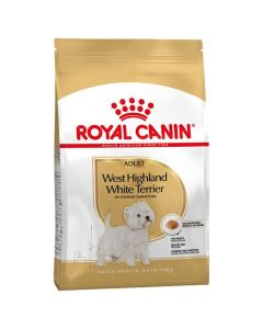 Royal Canin West Highland White Terrier Adult - La Compagnie des Animaux