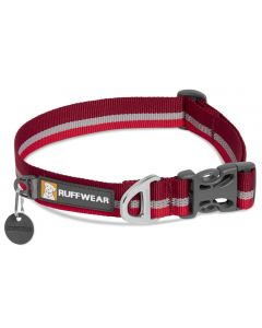 Ruffwear Collier Crag Collar Rouge 36-51 cm