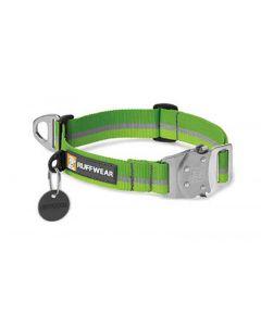Ruffwear Collier Top Rope Vert S - La Compagnie des Animaux