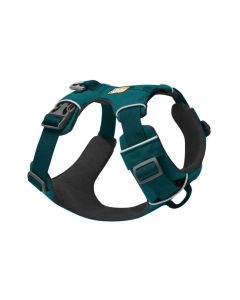 Ruffwear Harnais Front Range Turquoise L-XL