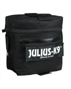 Julius K9 - 2 Sacoches noires