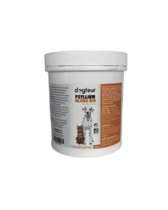 Dogteur Psyllium blond Bio pour chien et chat 300 g