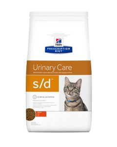 Hill's Prescription Diet Feline S/D 5 kg- La Compagnie des Animaux