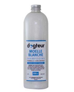 Shampooing PRO Dogteur Moelle Blanche 500 mL- La Compagnie des Animaux