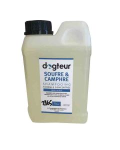 Shampooing PRO Dogteur Soufre et Camphre 1 L