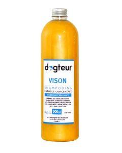 Shampooing PRO Dogteur Vison 500 mL- La Compagnie des Animaux