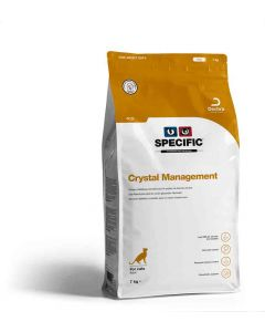 Specific Chat FCD Crystal Management 400 g- La Compagnie des Animaux