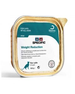 Specific Chat FRW Weight Reduction 7 x 100 grs- La Compagnie des Animaux
