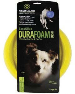 Starmark Jouet Easy Glide DuraFoam Disc 28cm - La Compagnie des Animaux