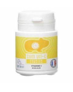 Sum Vit-C Prenium cobayes 30 gélules - La Compagnie des Animaux