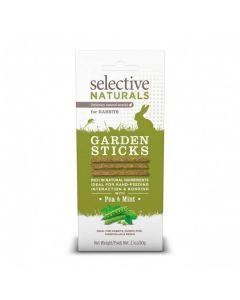 Supreme Selective Naturals Garden Sticks 60g x 4 - La Compagnie des Animaux