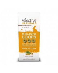 Supreme Selective Naturals Meadow Loops 80g x 4 - La Compagnie des Animaux