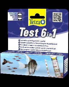 Tetra Test Bande 6 en 1 - La Compagnie des Animaux