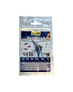 Tetra Test Bandes 6 en 1 x10