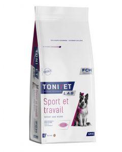 Tonivet Sport & Travail Chien 12 kg