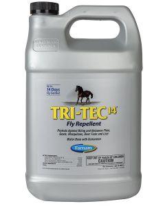 Tri-Tec 14 Farnam Spray anti-mouches pour chevaux 3.78L