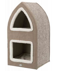 Trixie Cat Tower Marcy brun 75 cm