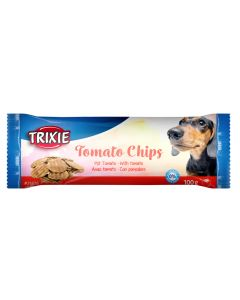Trixie Snack Chips Tomato pour chien 100 g