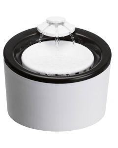 Trixie Distributeur automatique d'eau fraîche Triple Flow - La Compagnie des Animaux