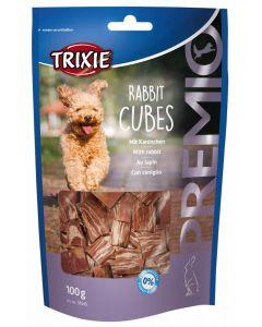 Trixie Premio Rabbit Cubes friandises chien 100 g - La Compagnie des Animaux