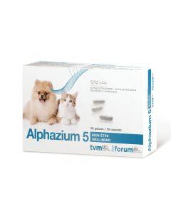 TVM Alphazium 5 chat et chien stressé 30 gélules - La Compagnie des Animaux