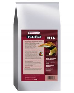 Versele Laga Nutribird H16 Calaos 10kg - La Compagnie des Animaux