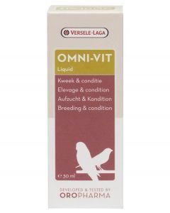 Versele Laga Oropharma Omni-Vit liquid 30 ml - La Compagnie des Animaux