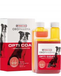 Versele Laga Oropharma Opti Coat chien 250 ml - La Compagnie des Animaux