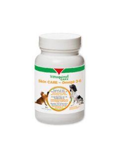 Vetoquinol Care Skin care omega 3-6 90 caps