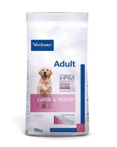 Virbac Veterinary HPM Adult Large & Medium Dog 16 kg- La Compagnie des Animaux