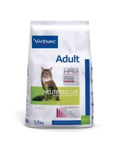 Virbac Veterinary HPM Adult Neutered Cat 1.5 kg- La Compagnie des Animaux