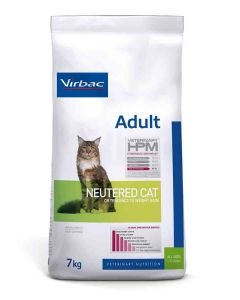 Virbac Veterinary HPM Adult Neutered Cat 7 kg- La Compagnie des Animaux