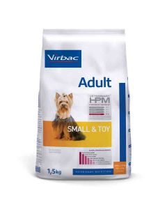 Virbac Veterinary HPM Adult Small & Toy Dog 1.5 kg- La Compagnie des Animaux