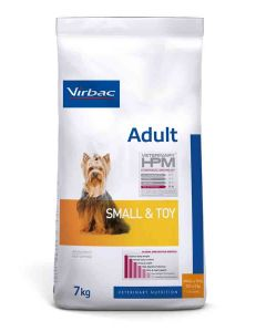 Virbac Veterinary HPM Adult Small & Toy Dog 7 kg- La Compagnie des Animaux