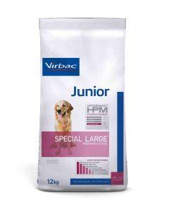 Virbac Veterinary HPM Junior Special Large Dog 12 kg- La Compagnie des Animaux