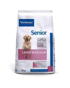 Virbac Veterinary HPM Senior Large & Medium Dog 3 kg- La Compagnie des Animaux