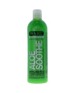 Wahl Shampooing Aloe Sooth 500 ml - La Compagnie des Animaux