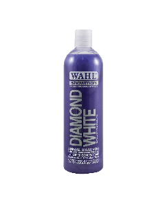 Wahl Shampooing Diamond White 500 ml - La Compagnie des Animaux