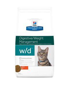 Hill's Prescription Diet Feline W/D 1.5 kg- La Compagnie des Animaux
