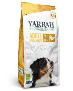 Yarrah Bio Croquettes au poulet pour chien 10 kg- La Compagnie des Animaux