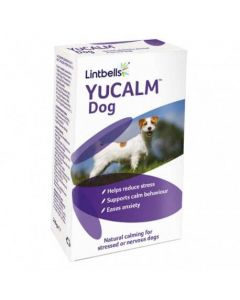 Lintbells Yucalm Chiens 60 cps