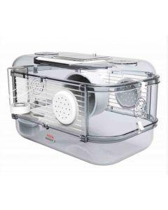 Zolux Cage RODY 3 mini - Blanc - La Compagnie des Animaux