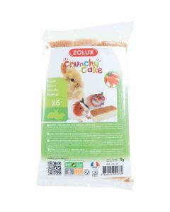 Zolux Crunchy Cake Carotte x6
