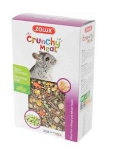 Zolux Crunchy Meal Repas Chinchillas 800 g