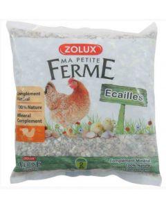 Zolux Ecailles pour poule 5 kg- La Compagnie des Animaux