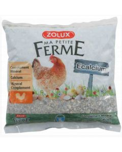 Zolux ECalcium pour poule 2 kg- La Compagnie des Animaux
