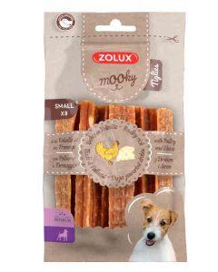 Zolux Mooky Premium Tiglies volaille fromage S x8